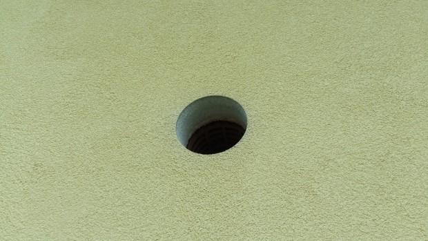 Gaurire in beton